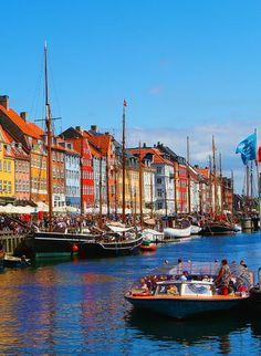 Travel Inspiration | Copenhagen, Denmark