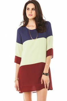 Calloway Shift Dress - ShopSosie.com
