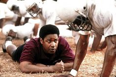 Pin - 7 (#3) World view & Perspective. Denzel Washington in the movie Remember the Titans was hired over a white successful man when schools were highly segregated. His views he instills in his football players and  makes an inspirational story.