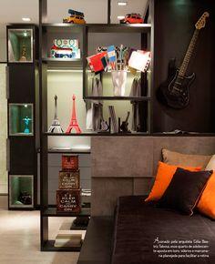Quarto de adolescente. Veja: https://casadevalentina.com.br/blog/detalhes/todo-adolescente-quer-um-quarto-novo-2829  #decor #decoracao #interior #design #casa #home #house #idea #ideia #detalhes #details #beach #praia #style #estilo #nature #natureza #casadevalentina #bedroom #quarto #teen