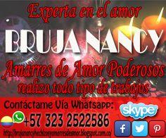 BRUJA NANCY, RITUALES, HECHIZOS, Y AMARRES EXPERTA EN EL AMOR +57 3232522586 Bucaramanga - Clasiesotericos Colombia