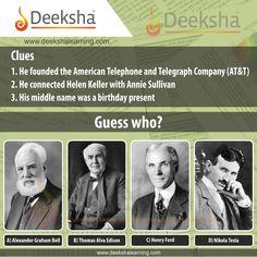 This #Scottish-born inventor was born today 171 years ago.  #DoYouKnow him?  #SaturdayChallenge #GeneralKnowledge #QuizTime