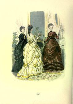 Dame fashion : Paris - London, 1786-1912