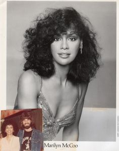 Marilyn McCoo - Heart Stop Beating In Time