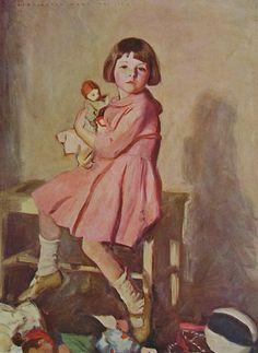 by Harrington Mann, 1924