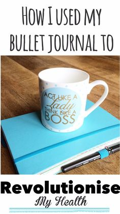 How I used my Bullet Journal to revolutionise my health | The Delightful Planner