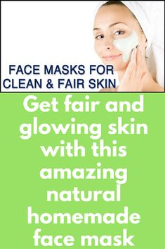 Get fair and glowing skin with this amazing natural homemade face mask Face Peel Mask, Acne Face Mask, Chemical Skin Peel, Glowing Skin Diet, Cleanser For Combination Skin, Simple Face, Happy Skin, Homemade Face Masks, Skin Brightening