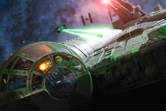 Han Solo, Spaceship, Sci Fi, Star Wars, Space Ship, Science Fiction, Spacecraft, Craft Space, Starwars