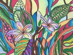 I am a tropical artist from Bradenton, FL. My goal is to bring my art to you through a wide array of colorful purses for the tropical lifestyle. Here's to livin' the beach life thru a tropical world of color. Tropical Colors, Tropical Art, Ship Art, World Of Color, Love Painting, Wall Murals, Original Artwork, My Arts, Art Prints