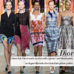 Dior Spring 2014