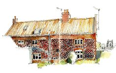 style guide to the country cottages of Britain