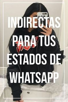 INDIRECTAS PARA TUS ESTADOS DE WHATSAPP Frases Tumblr, Tumblr Quotes, Text Quotes, Sad Love Quotes, Romantic Love Quotes, Instagram Quotes, Instagram Tips, Frases Pro Whatsapp, Quotes For Whatsapp