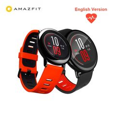 852a6317ffd English Version Huami Amazfit Pace Smart Watch GPS Heart Rate Waterproof  Bluetooth Sports Smartwatch for Android