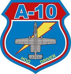 A-10 Hog Driver