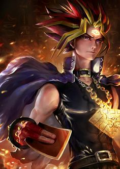Yu-Gi-Oh this looks so awesome!!