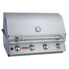 """Bull Outdoor 30"""" Lonestar """"Select"""" Built-In Gas Grill Gas Type: Natural Gas"""