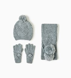 d4a5c832 girls winter hats · - View all-ACCESSORIES-GIRL | 5-14 years-KIDS | ZARA