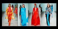 Emanuel Ungaro 2015 İlkbahar Yaz Koleksiyonu