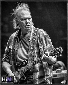 Neil Young..still going..musicians amaze me