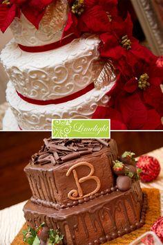 Yummy looking groom's cake.