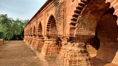 Let us take you on a short weekend trip in Bengal, East India. We present to you the unusual itinerary of Bishnupur, Mukutmanipur, and Gangani. Weekend Trips, India Travel, Bengal, Hdr, World, Flare, Weekend Getaways, The World, Earth