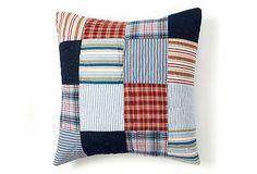 "Hampton 16""x  16"" Pillow on OneKingsLane.com"
