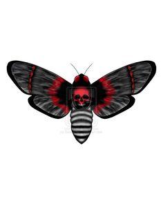 trash polka moths | Browsing Tattoo Design on deviantART