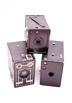 Old camera display