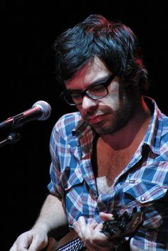 Jemaine Clement. There shouldn't be this much talent in one man. It makes all the other men look bad...