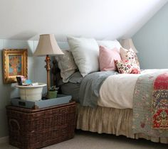 Guest Room - traditional - bedroom - chicago - Designing Domesticity