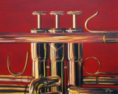 Trumpet in Red_compressed