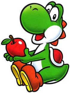 Artwork of Yoshi from a Nintendo colouring book. The colouring book was included in the July 2015 edition of Japan's TV Video Game Magazine to Artwork of Yoshi from a Nintendo colouring book. The colouring book was included. Mario Bros., Mario And Luigi, Mario Kart, Super Mario Bros, Super Smash Bros, Games Tattoo, Video Game Magazines, Nintendo Characters, Cartoon Characters