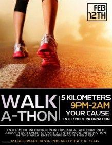 MARATHON Marathon Posters, Event Posters, Event Flyer Templates, Event Flyers, Poster Design Inspiration, Comic Sans, Social Media Graphics, Insight, Challenges