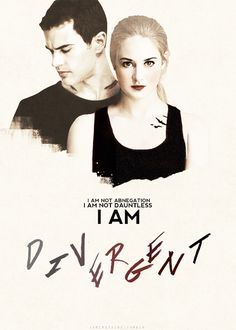 Divergent - Four and Tris by itsmichelee on DeviantArt