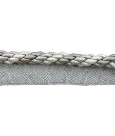 Kravet T30560.11 Tonal Cord Grey Frost