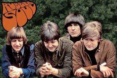 Ringo Starr, Paul McCartney, George Harrison, and John Lennon during the Rubber Soul album cover photo session Foto Beatles, Beatles Love, Les Beatles, Beatles Art, Beatles Photos, Beatles Albums, Beatles Poster, Ringo Starr, George Harrison