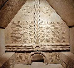 Pedra formosa do Alto das Eiras (Portugal). Coñece as saunas castrexas