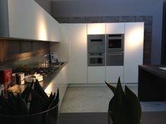 Cucina angolare Zampieri Cucine Line K a Padova