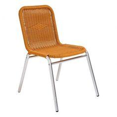 Compre Cadeira Rattan Bege e pague em até 12x sem juros. Na Mobly a sua compra é rápida e segura. Confira!