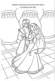 Princess Wedding Coloring Pages From The Thousand Photographs