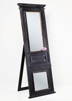 Espejo de Pie Puerta   Material: Madera de Paulownia   Mueble realizado en y Vidrio... Eur:403 / $535.99