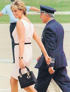 Royal life of Princess Diana