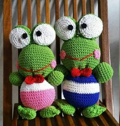 Keroppi couple