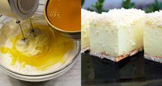Krakovský sýrový salát se hodí jako příloha k obědu nebo lehká večeře. Stačí jen pár surovin a máte doma poklad! - Vanilla Cake, Cheesecake, Biscuit, Pudding, Baking, Ethnic Recipes, Cheesecakes, Custard Pudding, Bakken