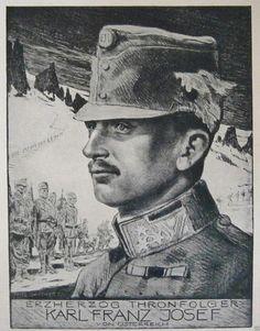 Kaiser Karl (als Thronfolger)