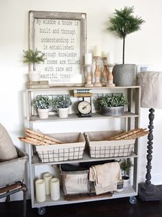 How To Give Any House Farmhouse Style -