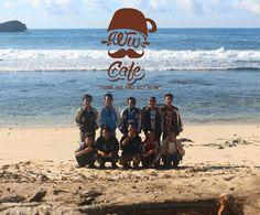 Full Team #WWFirstary In Peh Pulo Beach, Blitar, East Java, Indonesia
