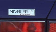 Rolls-Royce Silver Spur Centenary