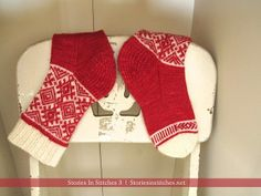 Dancing Stitches Socks from Stories In Stitches 3