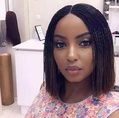 Cornrows Braids For Black Women, Short Braids, Braids Wig, Braids For Black Hair, Human Braiding Hair, Short Human Hair Wigs, Micro Braids Hairstyles, Twist Hairstyles, Black Hair Protective Styles